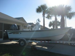 2011 Maycraft 1800 Skiff photo