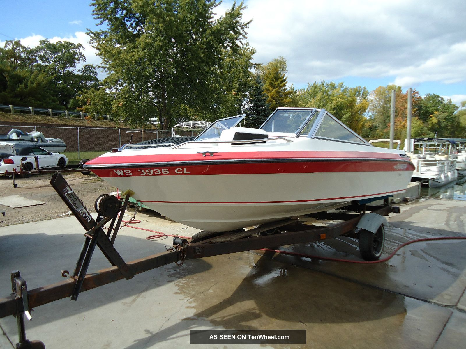 1991 Dynasty Runabouts photo