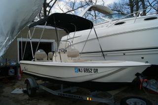 2002 Scout 155 Sportfish photo