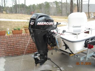 2009 Carolina Skiff J1650 photo