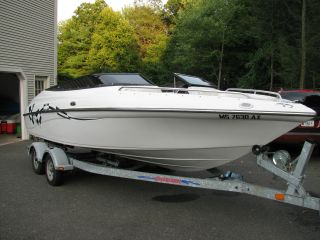 2003 Crownline 202 Lpx photo