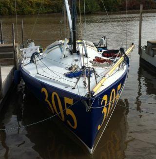 2001 Mini 6.  5 Transat Sailboat - Proto photo