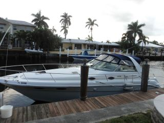 1998 Sea Ray Sundancer 330 photo