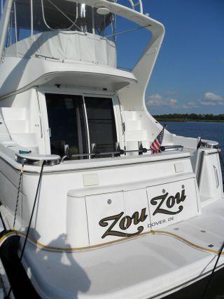 2002 Carver Boats 410 Sport Sedan photo