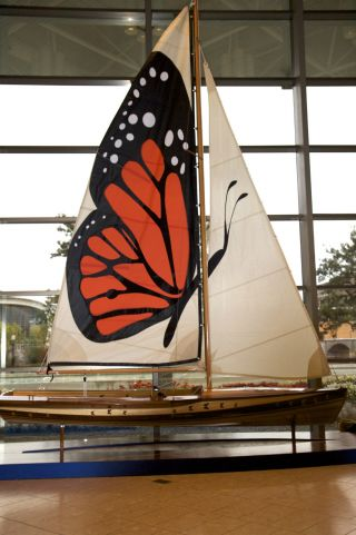 2011 Self - Designed Sailboat photo