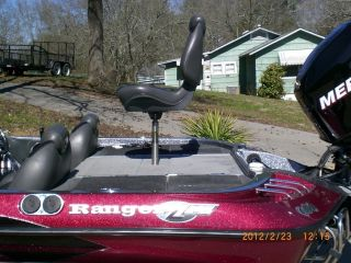 2008 Ranger Z 21 Comanche 40 Th Anniversary Edition photo