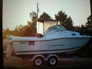 2000 Seaswirl Striker photo