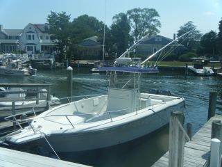 1997 Stamas 290 Tarpon photo