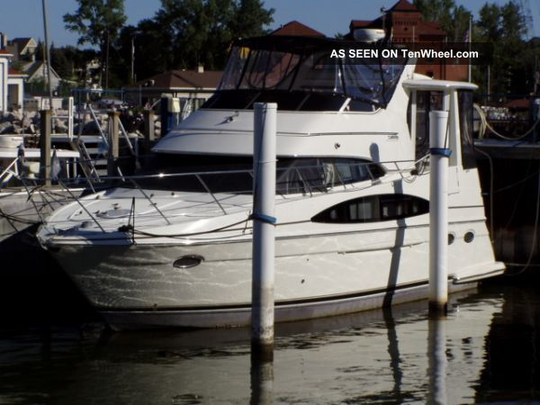 2004 Carver Boats 396 Aft Extended Salon Cruisers photo