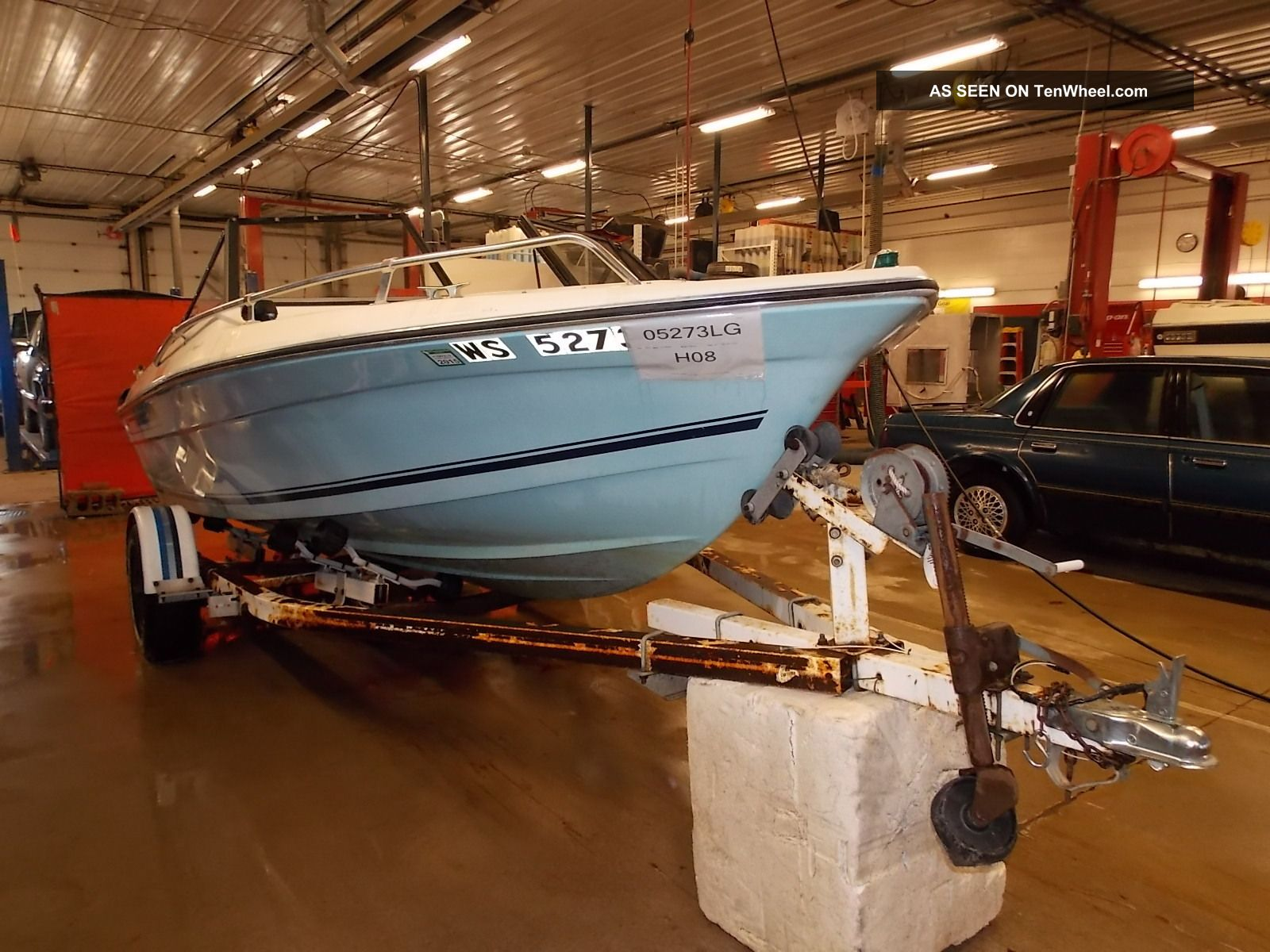 1980 Four Winns Marquise 170 Runabouts photo