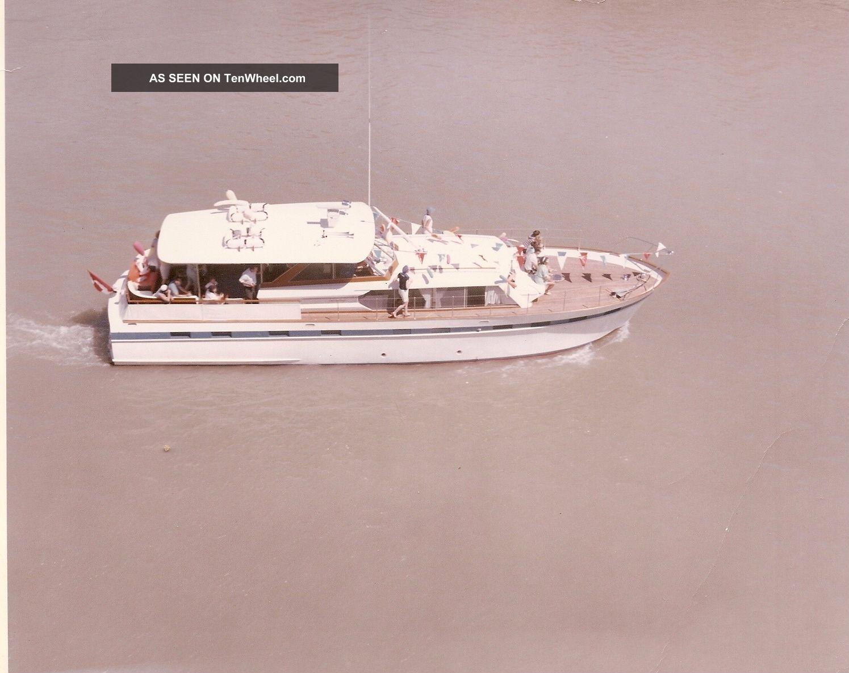 1965 Chris Craft Roamer Cruisers photo