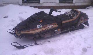 1987 Arctic Cat Pantera photo