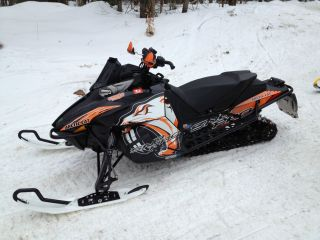 2012 Arctic Cat Snopro F800 photo
