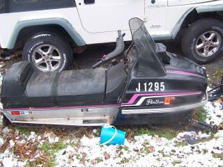 1976 Arctic Cat Arctic Cat photo