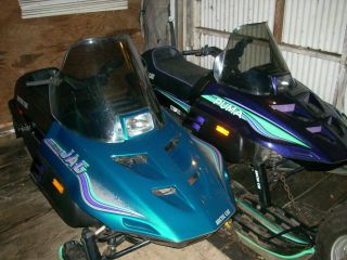 1994 Arctic Cat Jag 440 photo