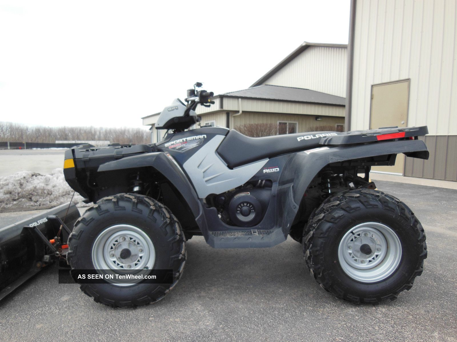 2007 polaris sportsman 500 h o efi. Black Bedroom Furniture Sets. Home Design Ideas