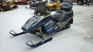 2006 Ski - Doo Gsx - 600 - Sdi - Limited photo
