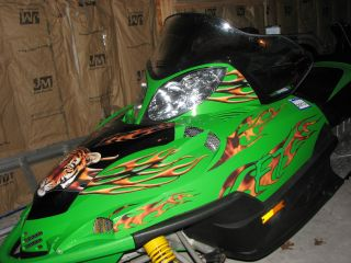 2005 Arctic Cat Firecat F7 photo
