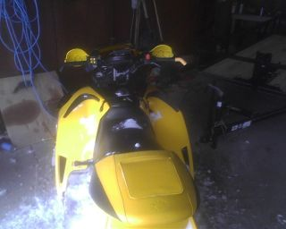 2006 Ski - Doo Renegade Mxz 1000 X photo
