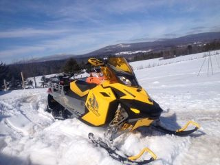 2008 Ski - Doo Mxz Renegade 800x photo
