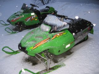 2003 Arctic Cat Zr 900 photo