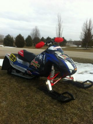 2010 Polaris Iqr 600 photo