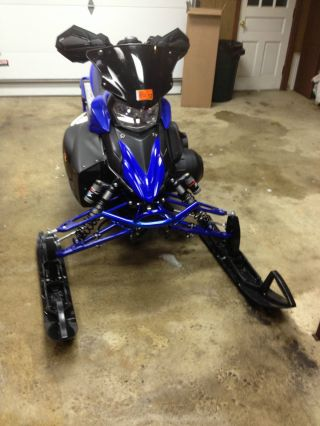 2007 Yamaha Phazer photo