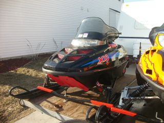 1999 Polaris Xcsp 700 photo