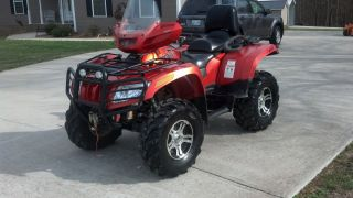 2009 Arctic Cat H1 photo