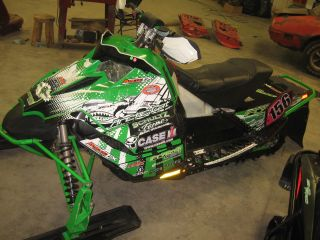 2009 Arctic Cat 600 Sno Pro photo