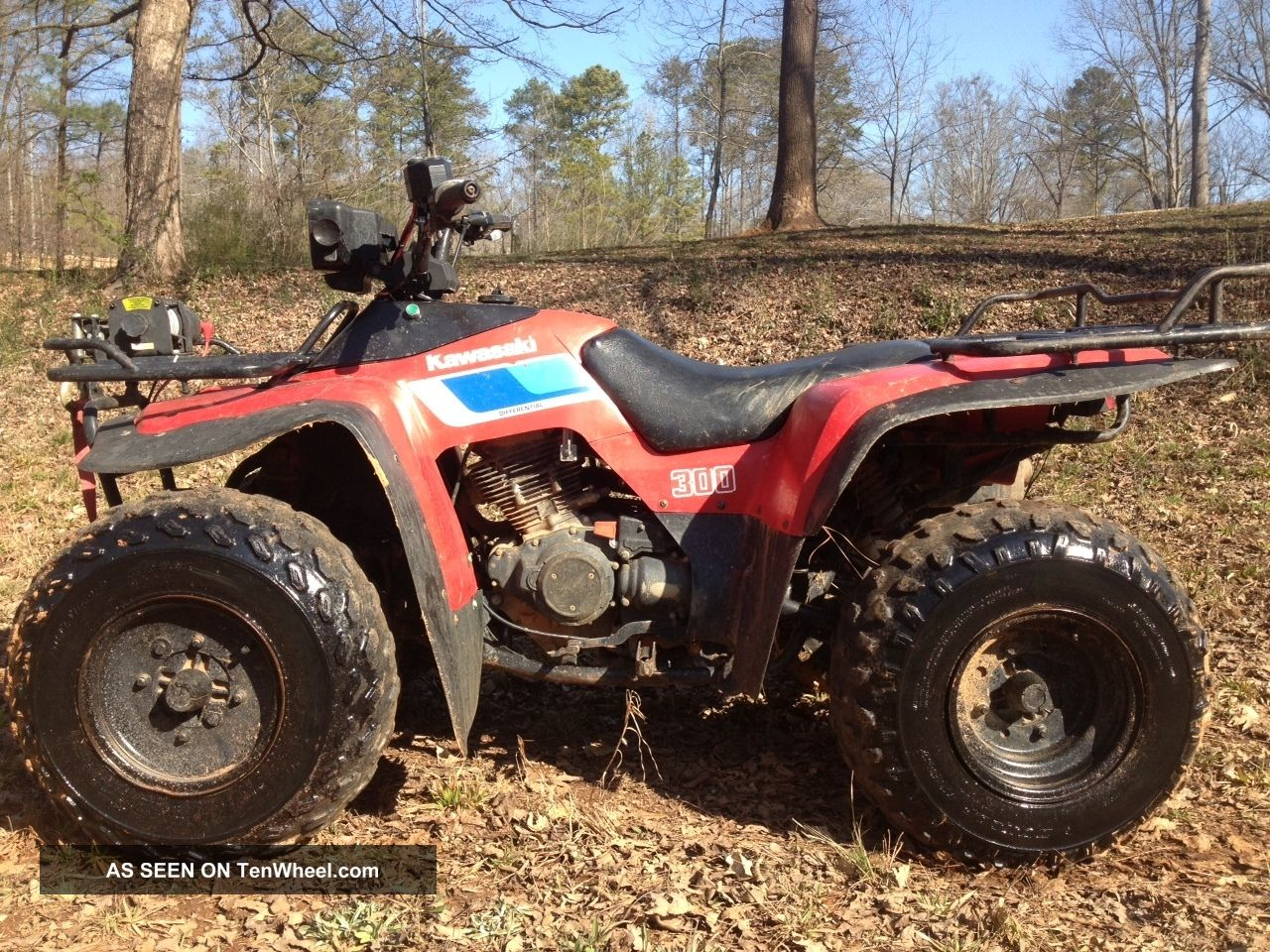 Kawasaki Klf 300 Bayou Atv Wiring Great Design Of Diagram Prairie 2003 4 Wheelers 4x4