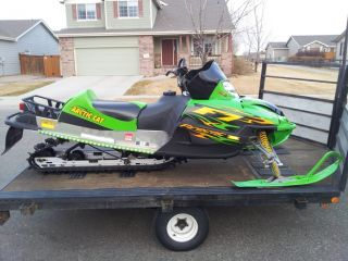2004 Arctic Cat Firecat F7 Efi Ext photo