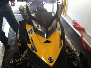 2009 Ski - Doo Renegade photo