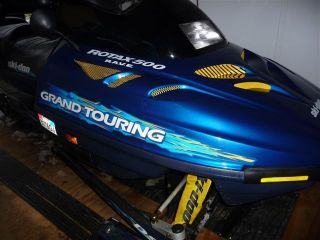 1998 Ski - Doo Grand Touring photo
