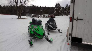 2007 Arctic Cat F1000 photo