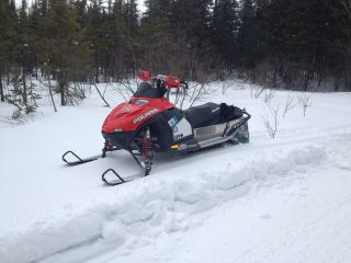 2008 Polaris Iq 600rr photo