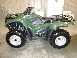 2011 Honda Rancher Trx 420 Tm 4x2 photo