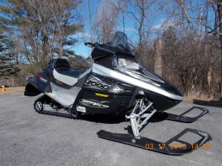 2007 Arctic Cat F1000 Sno Pro photo