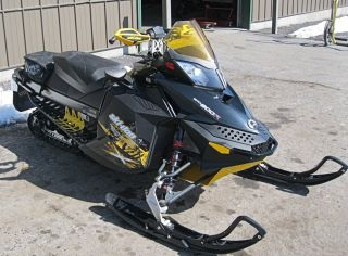 2010 Ski - Doo Mxz - X photo