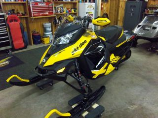2013 Ski - Doo Mxzx 800r Etek photo