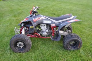 2008 Yamaha Yfz 450 photo