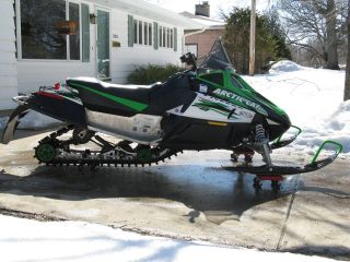 2009 Arctic Cat F8 Lxr photo