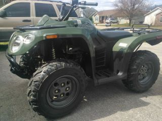 2008 Arctic Cat 366 4x4 photo