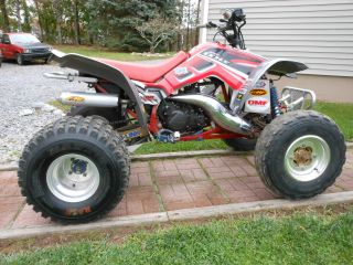 1986 Honda Trx250r photo