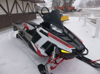 2012 Polaris Rmk 660 photo