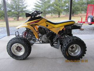 2002 Honda 300ex photo