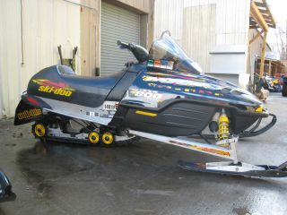 2001 Ski - Doo Mxz 800 photo