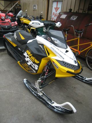 2011 Ski - Doo Mxz Xrs 600 photo
