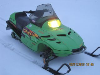 1998 Arctic Cat Zr440 photo