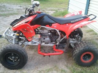2006 Honda Trx 450 R photo